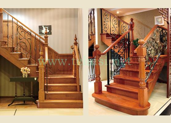 实木楼梯---天籁之音