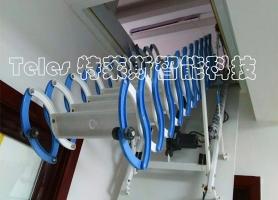 经典电动伸缩楼梯--个性定制